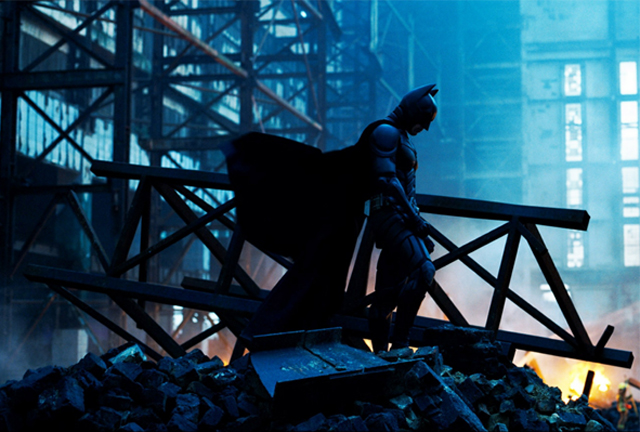 an analysis of the movie dark knight